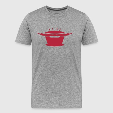 Korean BBQ - Men's Premium T-Shirt