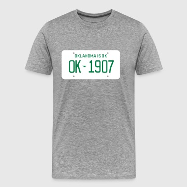 1907 OK-1907 - Men's Premium T-Shirt