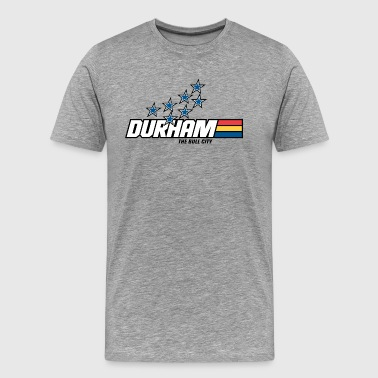 Yo Durham! coffee mug - Men's Premium T-Shirt