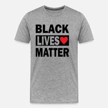 Nopd Black Lives Matter - Men's Premium T-Shirt
