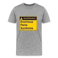 Huge penis syndrome