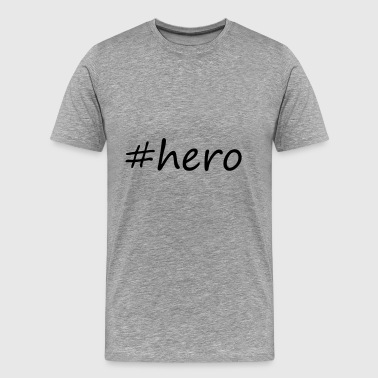 Teacher Hero hero - Men's Premium T-Shirt