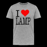 Anchorman Quote   I Love Lamp   Menu0027s Premium T Shirt