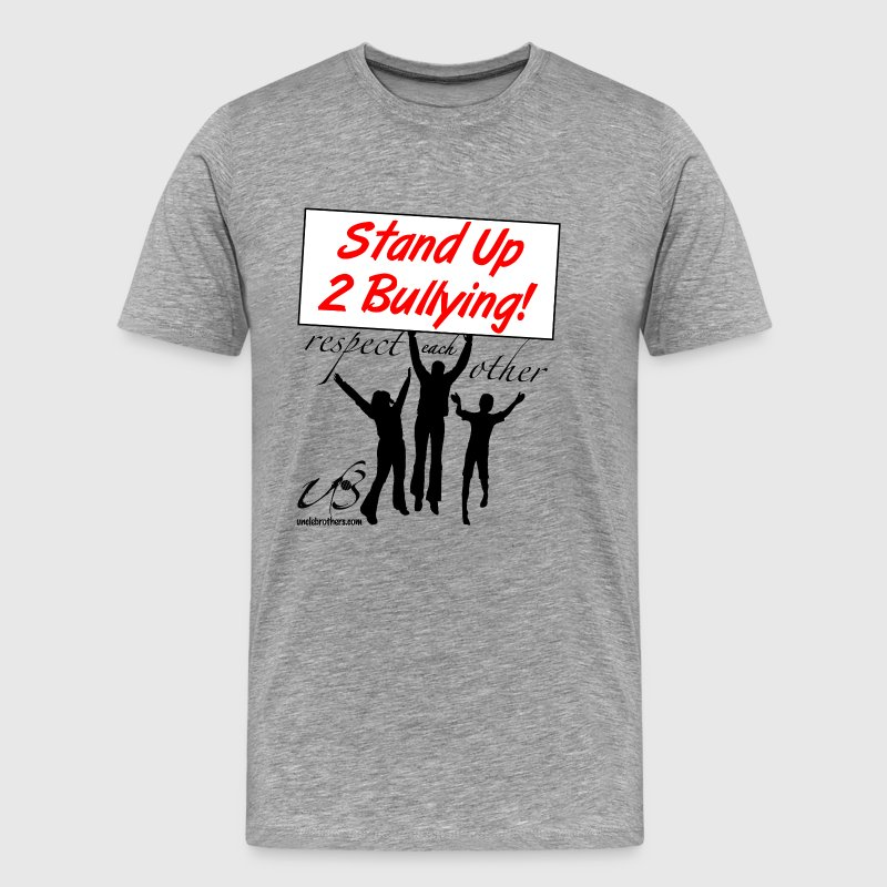 Stand Up To Bullying - Men's Premium T-Shirt