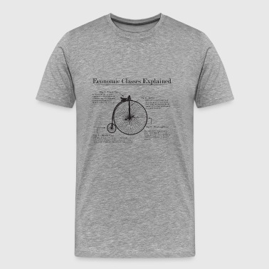 economic classes - Men's Premium T-Shirt