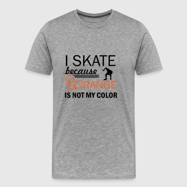 Skate-designs skate design - Men's Premium T-Shirt