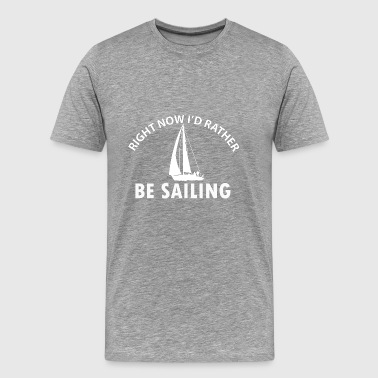 Sailing Designs sailing designs - Men's Premium T-Shirt