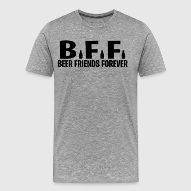 Beer Friends Forever - Men's Premium T-Shirt