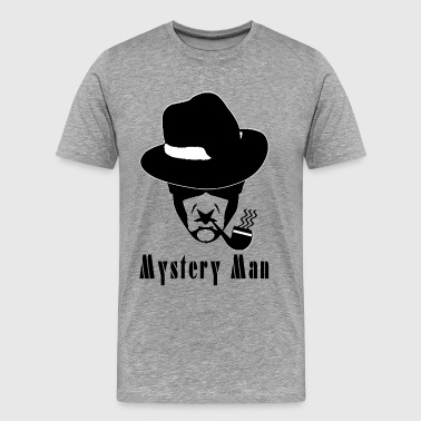 Mystery Man - Men's Premium T-Shirt