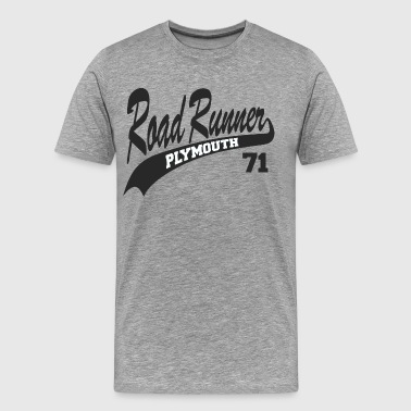 71 Road Runner - Men's Premium T-Shirt