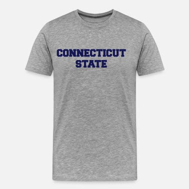 Connecticut State connecticut state - Men's Premium T-Shirt