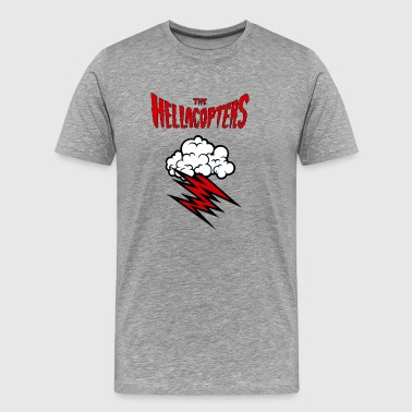 THE HELLACOPTERS - Men's Premium T-Shirt