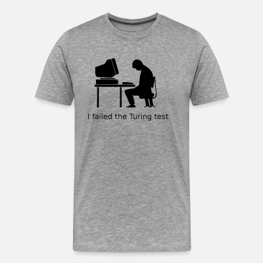 Ture Turing test - Men's Premium T-Shirt