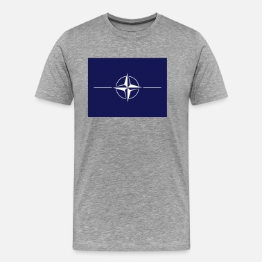 No To Nato nato - Men's Premium T-Shirt