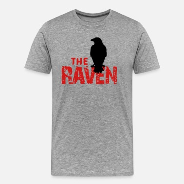 Raven Mother Raven2 - Men's Premium T-Shirt