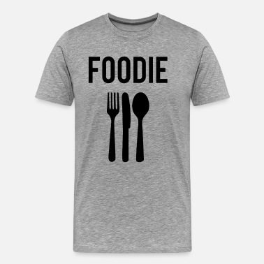 Foodies Foodie - Men's Premium T-Shirt