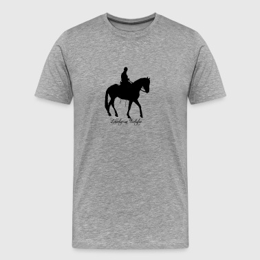 The Horseman - Men's Premium T-Shirt