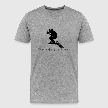 Production production department - Men's Premium T-Shirt