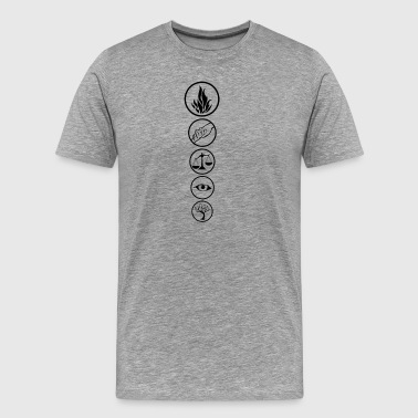 Tobias Tattoos - Men's Premium T-Shirt