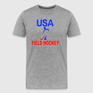 Team USA Field Hockey - Men's Premium T-Shirt