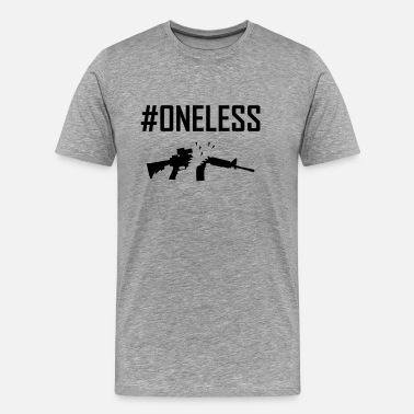 Bushmaster #oneless - Men's Premium T-Shirt