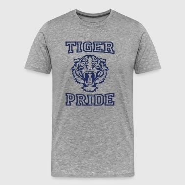 13 Reasons Why - Tiger Pride - Men's Premium T-Shirt
