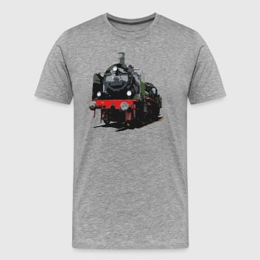 railway - Men's Premium T-Shirt