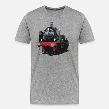Model railway - Men's Premium T-Shirt