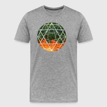 EARTH SCIENCE - Men's Premium T-Shirt