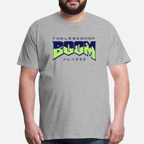 Seahawks T-Shirts - Boom (Doom) - Men s Premium T-Shirt heather. Do you  want to edit the design  6882e35d5