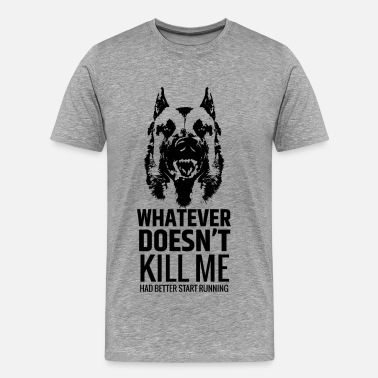 Belgian Malinois Dog Belgian shepherd Malinois - Men's Premium T-Shirt
