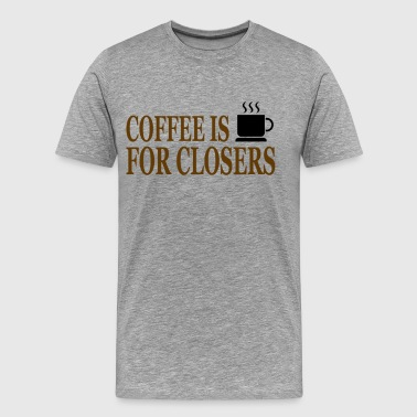 Glengarry Glen Ross Quote - Men's Premium T-Shirt
