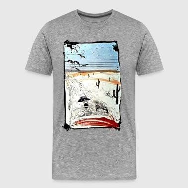 Fear And Loathing - Men's Premium T-Shirt