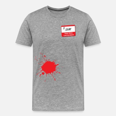 Workplace Workplace Accident - Men's Premium T-Shirt