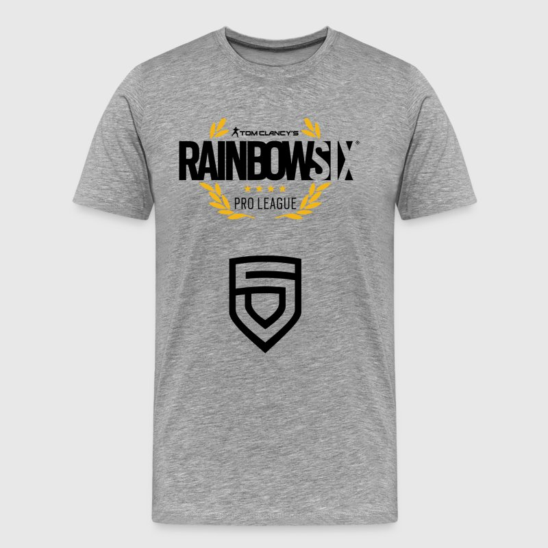 Penta Sports Rainbow Six Siege Pro League - Men's Premium T-Shirt