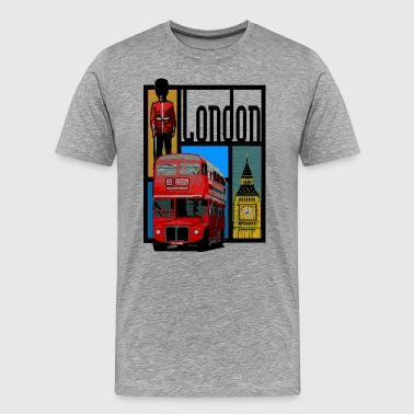 London - Men's Premium T-Shirt