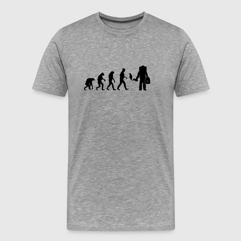 beekeeper evolution - Men's Premium T-Shirt