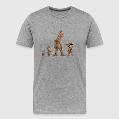 groot evolution - Men's Premium T-Shirt