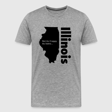 Illinois - Men's Premium T-Shirt