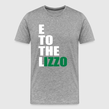 East Lizzo - Men's Premium T-Shirt