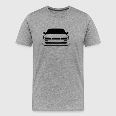 JDM Car eyes S13 | T-shirts JDM - Men's Premium T-Shirt