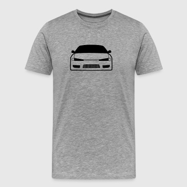 JDM Car eyes S14 | T-shirts JDM - Men's Premium T-Shirt