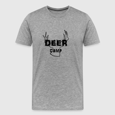deercamp - Men's Premium T-Shirt