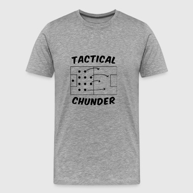 Tactical Chunder - Men's Premium T-Shirt