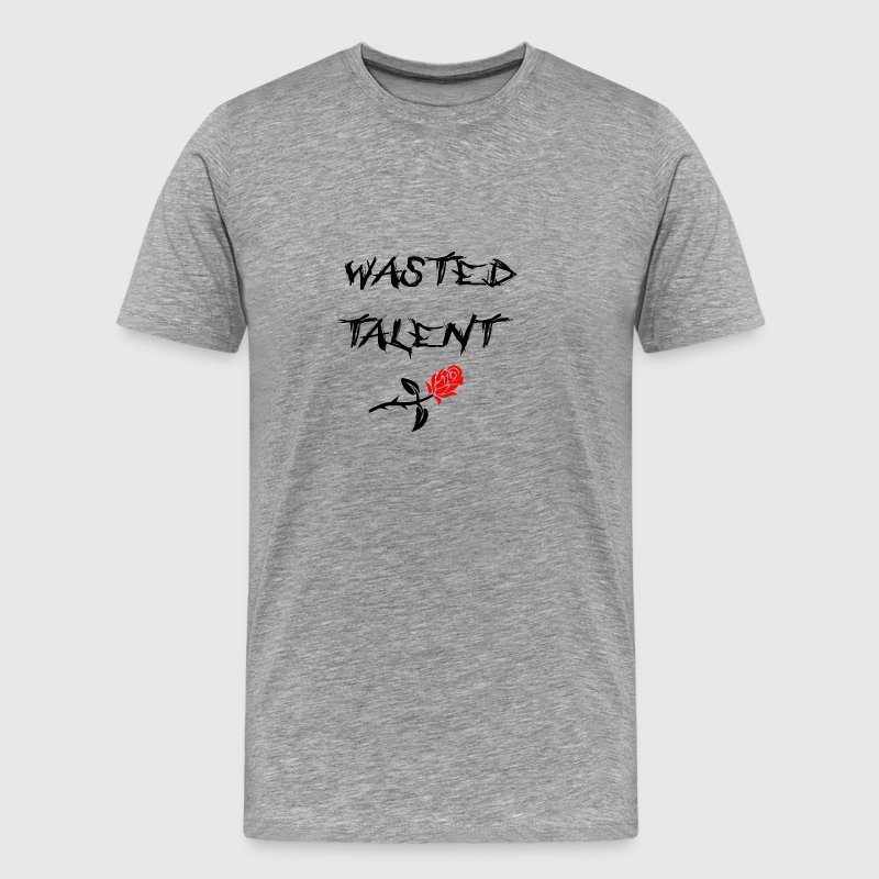 WASTED TALENT - Men's Premium T-Shirt