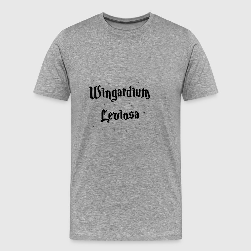 Wingardium Leviosa Harry Potter Shirt - Men's Premium T-Shirt