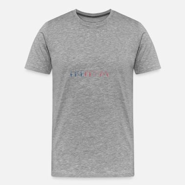 Freedom Of Expression Freedom - Men's Premium T-Shirt