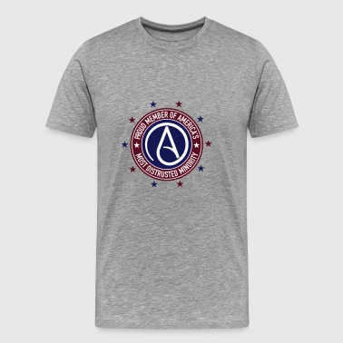 Atheist - Men's Premium T-Shirt