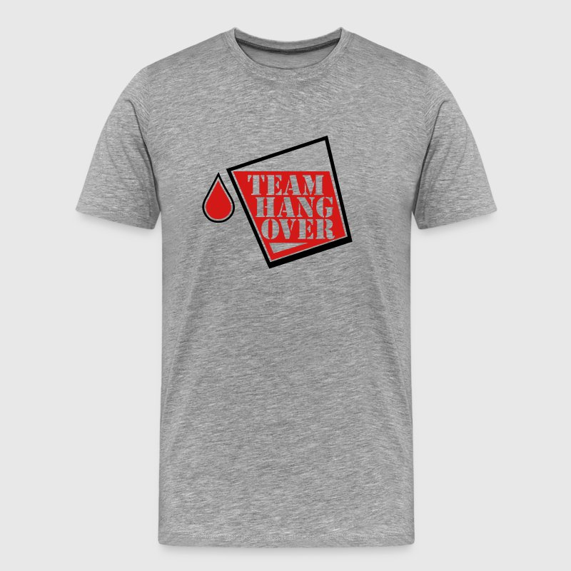 team hangover - Men's Premium T-Shirt