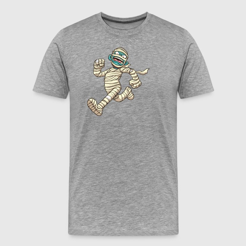 running mummy - Men's Premium T-Shirt